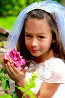 First Holy Communion {Romany}